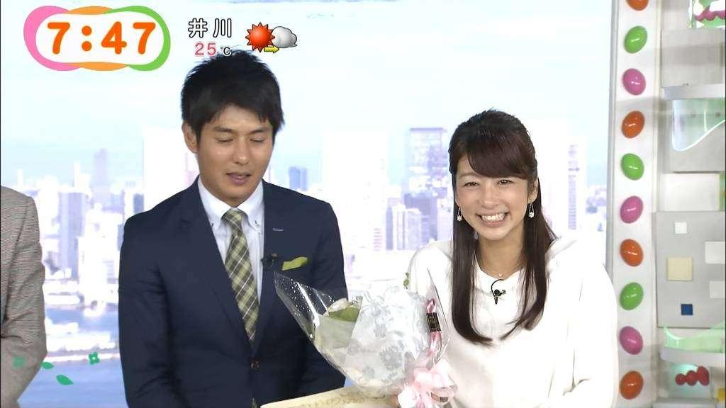 フジテレビ同期の生野陽子・中村光宏の結婚は早くも破滅?加藤綾子との関係は?のサムネイル画像