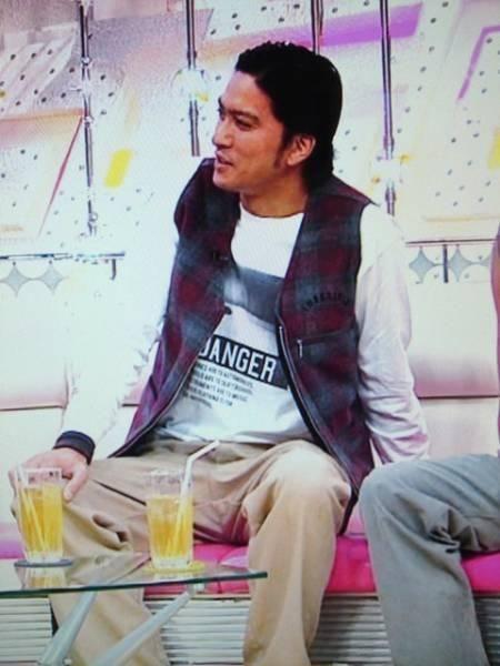 TOKIOの長瀬智也はお洒落番長!私服画像まとめ【ファッション】のサムネイル画像