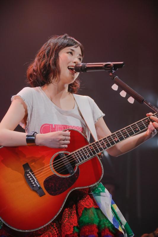 大原櫻子 ギター