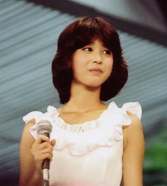 松田聖子 昔の写真