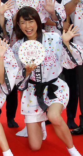 【アナウンサー】青山愛のカップ数は?水着画像や彼氏の存在は?出身大学は京都?「怒り新党」で話題の彼女に迫るのサムネイル画像
