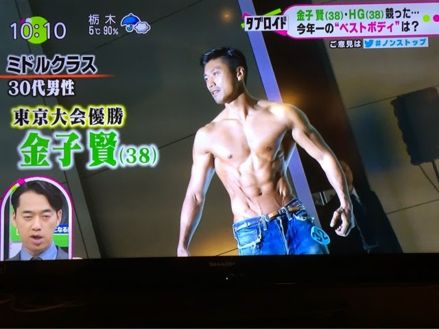 金子賢の筋肉を作る食事!筋トレ・トレーニングの方法も合わせてご紹介!のサムネイル画像