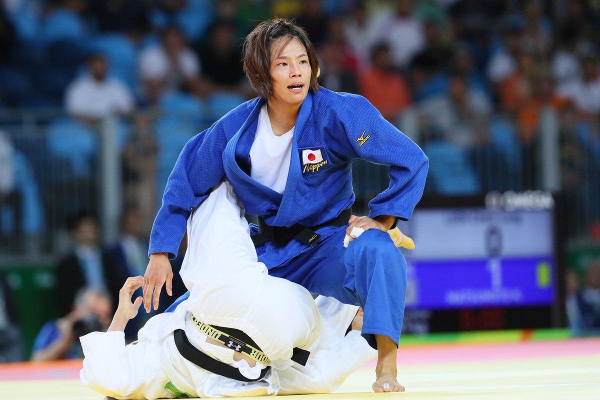 松本薫: 【柔道】松本薫・リオでは銅メダル!ロンドンと連続金メダル