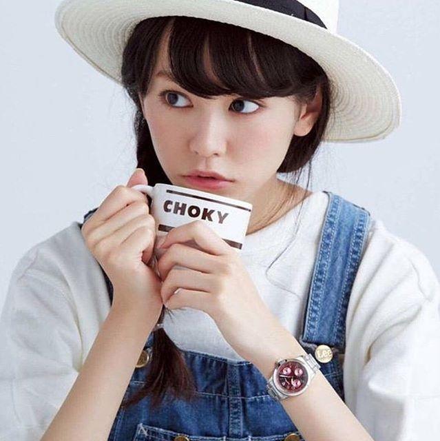 桐谷美玲の可愛い画像①