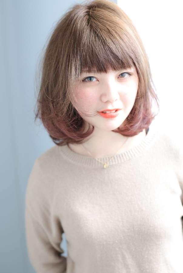 グラデーションカラーの髪型まとめ!ボブ・ショートからミディアム、ロングまで!のサムネイル画像
