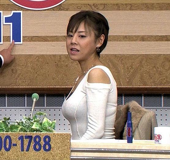 高橋真麻のおっぱいがいまだ成長中?水着画像をまとめてみた!のサムネイル画像