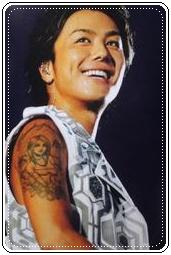 芸能人でタトゥー・刺青を入れているのは?あのジャニーズメンバーも?画像まとめ!のサムネイル画像