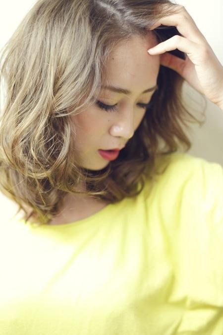 今年トレンドのヘアカラーはアッシュ!綺麗なグラデーションカラーカタログ!のサムネイル画像