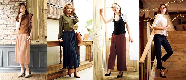 プチプラコーデ大特集♡「しまむらコーデ」ブログでみるおしゃれの秘けつ!のサムネイル画像