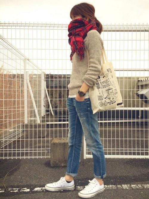しまむらコーデ30代・40代2016秋冬♡ブログでみるコーディネートの基本のサムネイル画像