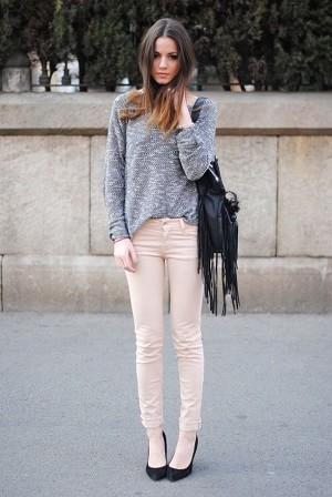 グレーと合う色はコレ!グレーの服やパンツを上品コーディネートのサムネイル画像