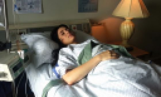 冨田真由の現在の容態は?目は失明の噂も。容態回復はいつ?のサムネイル画像