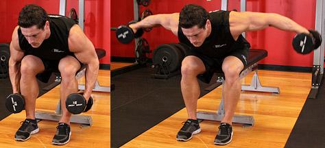 肩の筋トレメニュー大公開!肩周りをダンベルやバーベルで強化!のサムネイル画像
