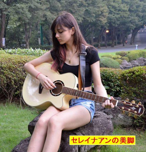 歌手としてだけでなく、モデルと...