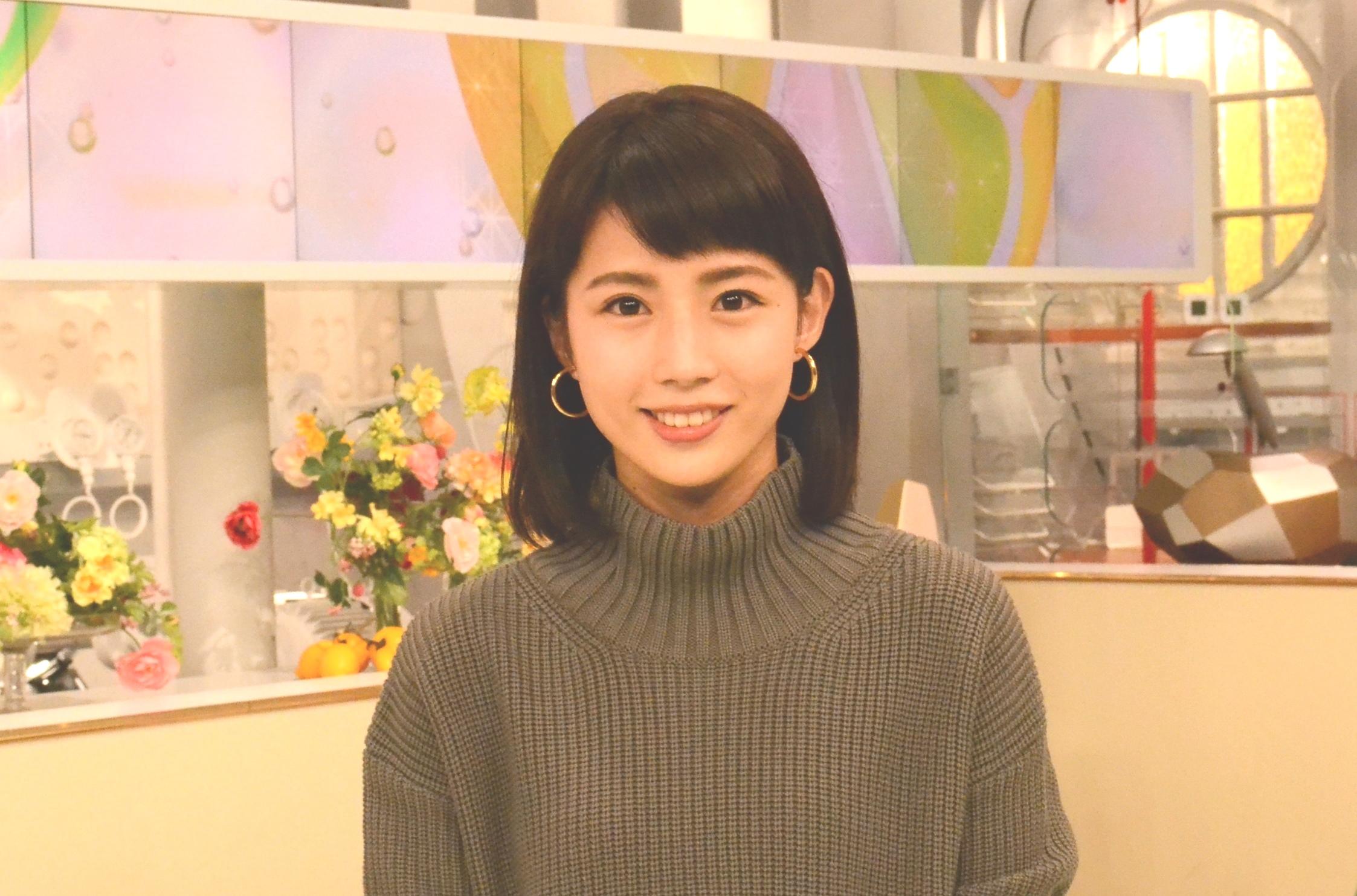 田中萌 小川彩佳・田中萌・松尾由美子