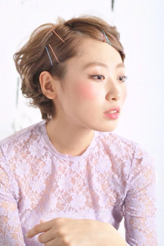 髪型 ピン 髪型 アレンジ : pinky-media.jp