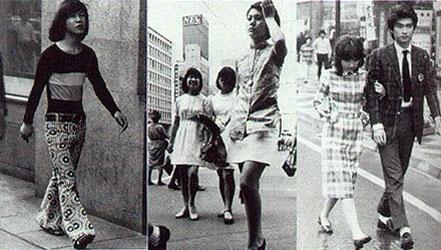 70年代ファッションの特徴まとめ【日本・アメリカ・映画・ブランド】の