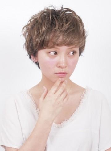 髪型:ショートカット 種類 髪型-pinky-media.jp