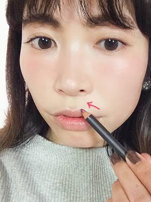 鼻の下を短くするトレーニング&メイクまとめ!鼻と口の間を短くすると美人になる!のサムネイル画像