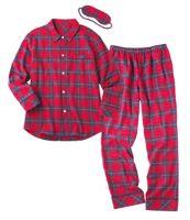 メンズフランネルシャツパジャマセット 通販 |ピーチ・ジョン
