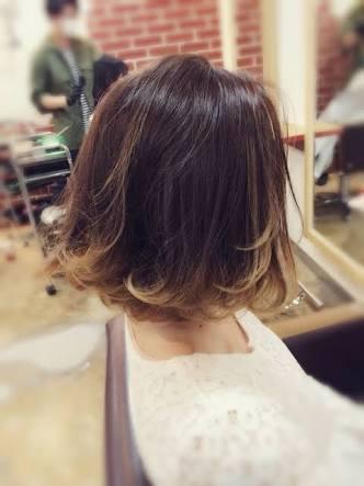 ハイライトカラー・ヘアカラーの髪の入れ方【黒髪・外国人風・ボブ】のサムネイル画像
