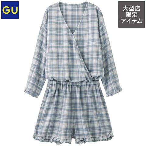 GU(ジーユー)のルームウェア特集!安くて、かわいい!(レディース・メンズ)のサムネイル画像