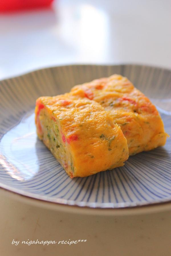 卵焼きアレンジレシピまとめ!チーズ・明太子・ハムなど人気の具以外も美味しい!のサムネイル画像