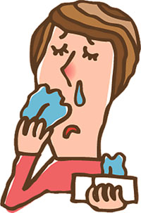 鼻づまりが片方だけの原因と解消法まとめ!【交互につまる・慢性的につまる】のサムネイル画像