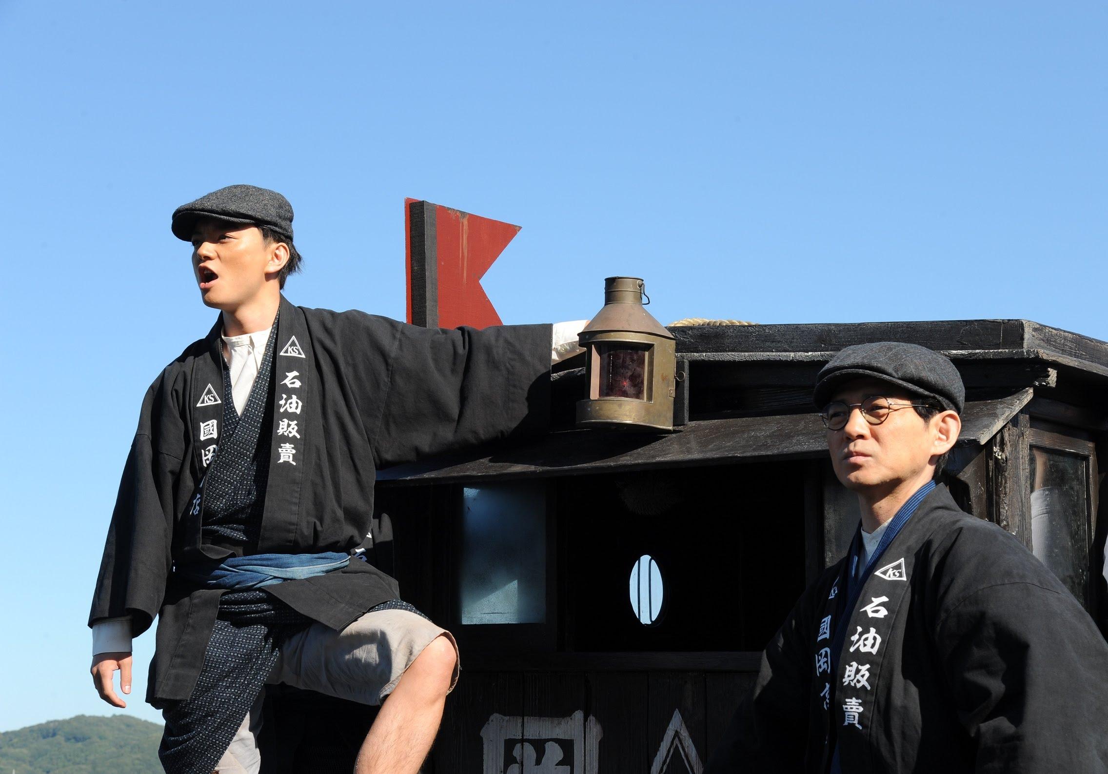 海賊と呼ばれた男(映画)のあらすじやモデル、書評・感想まとめ!のサムネイル画像