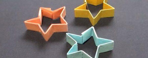 ハート 折り紙 折り紙で星 : pinky-media.jp