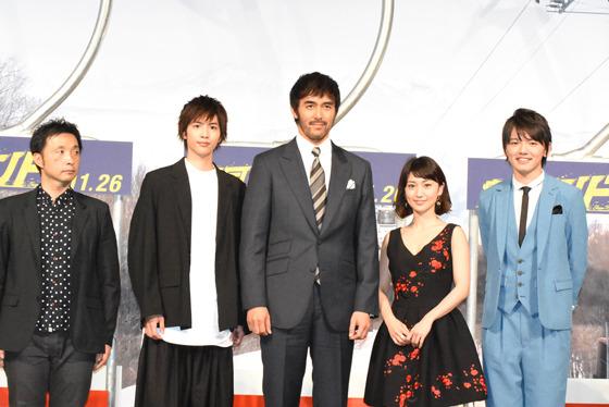 大島優子が透けブラ・シースルー衣装で疾風ロンド舞台挨拶に?画像