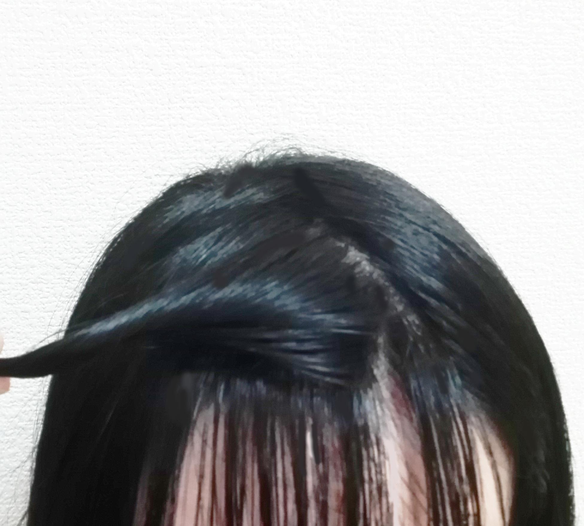 前髪の流し方・流し前髪の作り方・巻き方まとめ【長め・斜め・コテ】のサムネイル画像