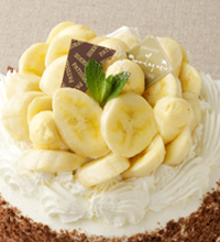 バナナケーキの簡単人気レシピを紹介!甘くてしっとり!チョコでアレンジも!のサムネイル画像