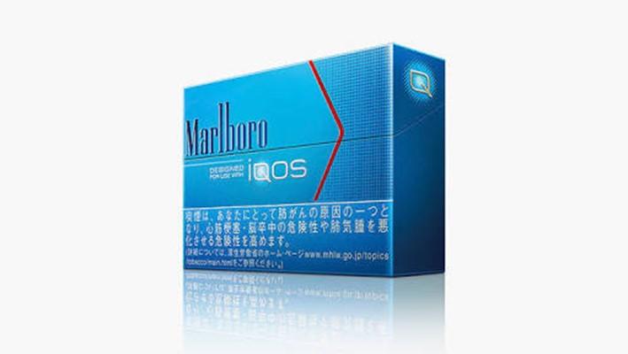 アイコスの種類と銘柄は?4つの味を楽しめる電子タバコって本当?のサムネイル画像