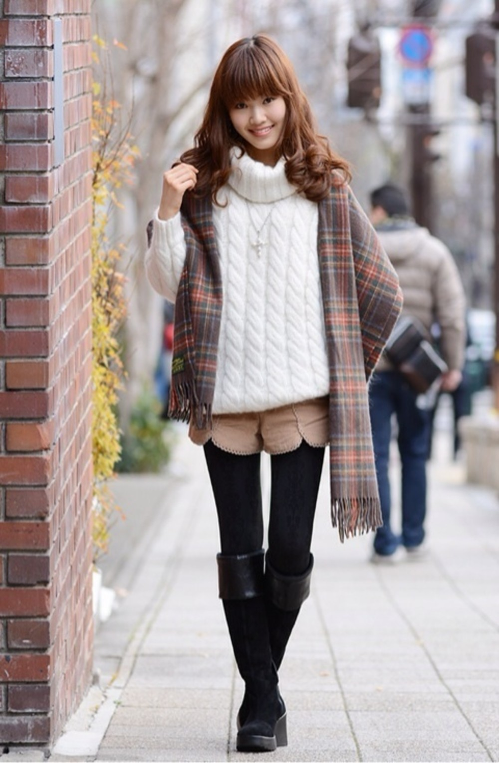 クリスマスデートの服装(女性)人気おすすめ特集!画像あり!のサムネイル画像