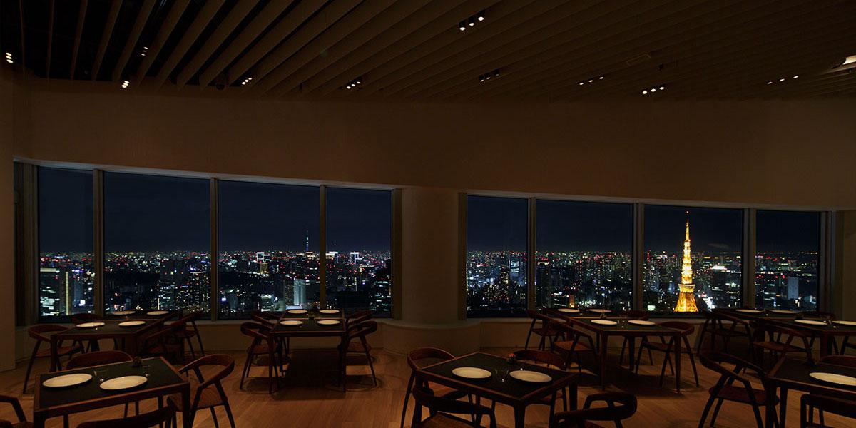 【クリスマスディナー】東京で夜景の見える人気おすすめレストラン&ホテルランキングのサムネイル画像