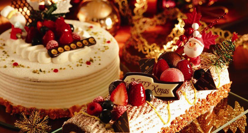 クリスマスのデザート簡単レシピ特集!人気のプレートやビュッフェ、ゼリー等ものサムネイル画像
