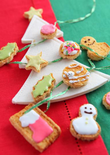 クリスマスクッキーの簡単手作りレシピ・作り方まとめ!人気のアイシングクッキーものサムネイル画像