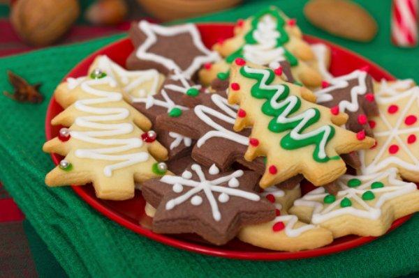 クリスマスの手作りお菓子レシピ!簡単で人気のクッキーを彼氏や子供にプレゼント!のサムネイル画像