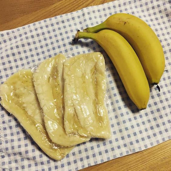 バナナは離乳食初期でもOK!おすすめレシピまとめ!食べ方や注意点も!のサムネイル画像