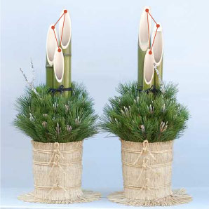 門松はいつからいつまで飾る?お正月飾りの片付け・処分方法も紹介のサムネイル画像