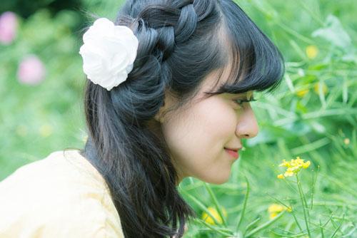 黒髪ロング髪型まとめ!【ストレート・パーマ・アレンジ・前髪】のサムネイル画像