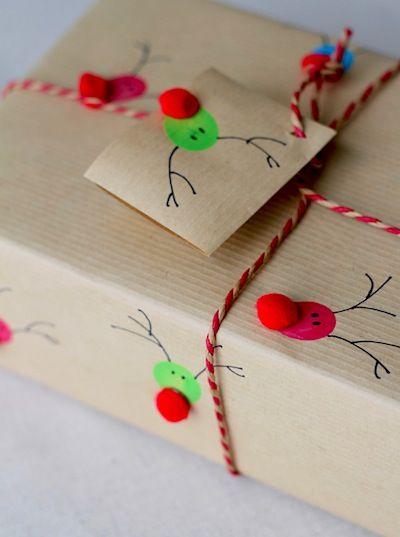 クリスマスプレゼントのラッピング方法とおしゃれな袋を紹介!100均で簡単手作りのサムネイル画像