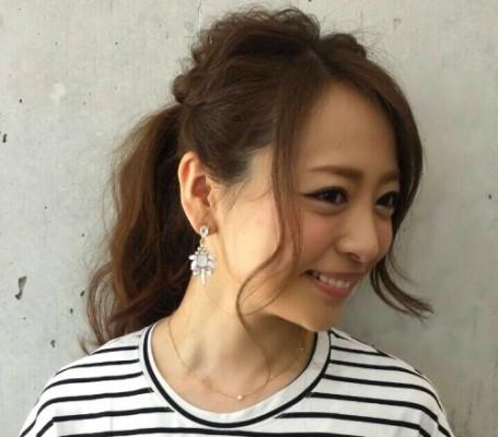 【ポニーテール】前髪なしでもかわいい一つ結びのコツまとめ【前髪ありも可】のサムネイル画像