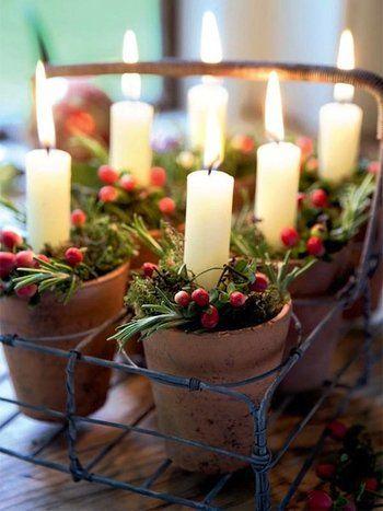 クリスマスキャンドルの意味や飾り方・簡単な作り方&アレンジのサムネイル画像