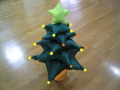 可愛いクリスマスツリーを布やハギレで手作りしよう!簡単な作り方Part.1 | クリスマス2016を楽しもう!
