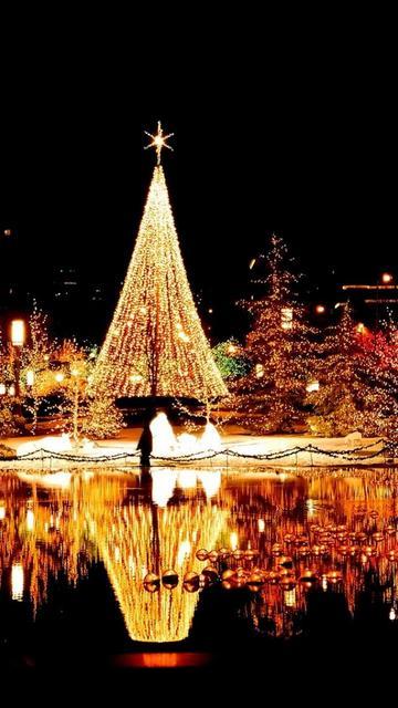 【クリスマス】iphone&スマホの壁紙・待ち受け画像まとめ【無料・フリー】のサムネイル画像