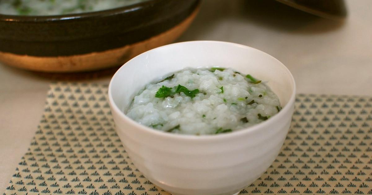 基本の七草粥 by ☆★☆かおる☆★☆ [クックパッド] 簡単おいしいみんなのレシピが255万品