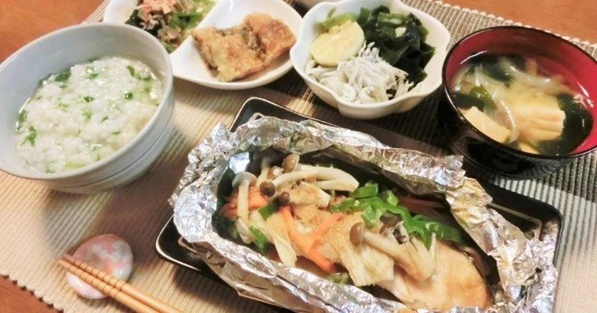 七草粥の日の晩ご飯~♪ by にきけん [クックパッド] みんながのせた献立