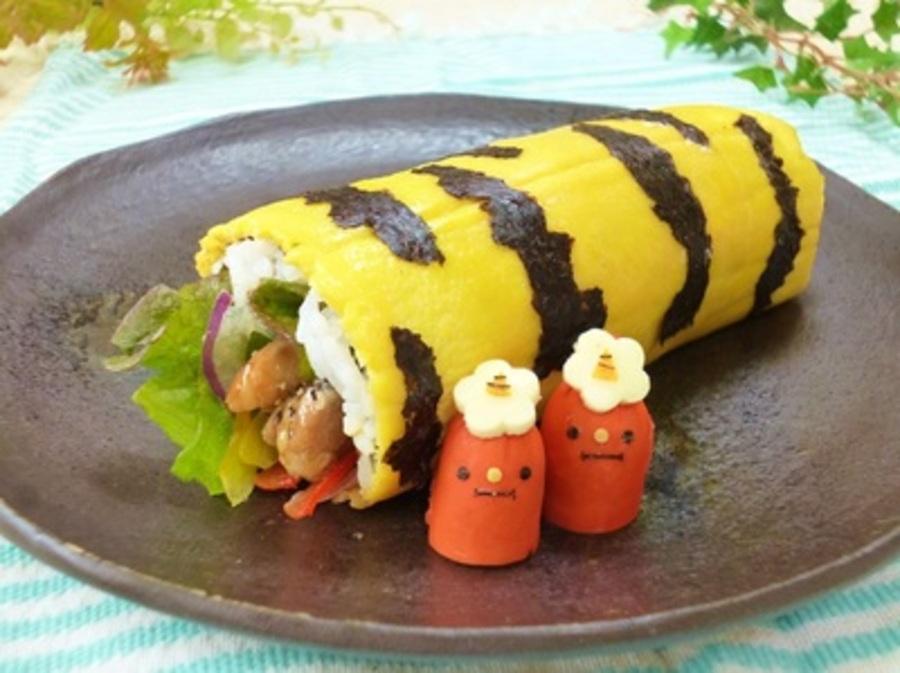 恵方巻きに合うサイドメニュー・おかず料理レシピ!子供に人気な具材は?